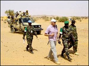 Darfur.