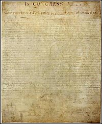 Reading the declaration of independence npr reading the declaration of independence publicscrutiny Image collections