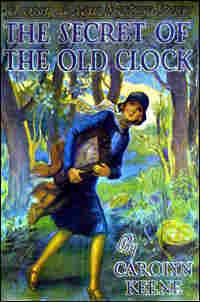 Nancy Drew Old Clock Cover