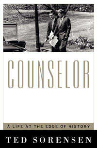'Counselor' by Ted Sorensen