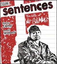 Cover art for Percy Carey's graphic novel, Sentences. [Source: NPR/D.C. Comics]