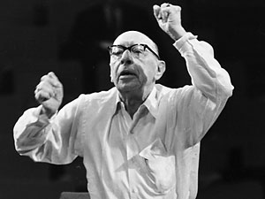Composer and conductor Igor Stravinsky {Source: NPR/Getty Images[]