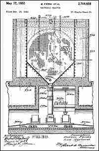 Neutronic reactor patent