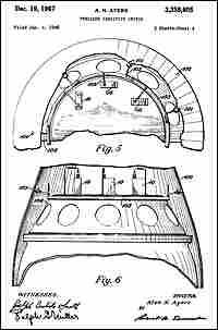 Barometric detonation system