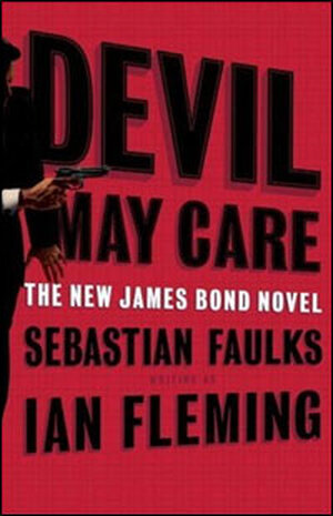 Devil May Care, cover