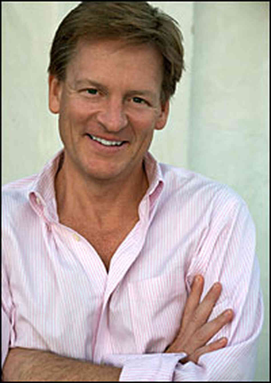 Author and editor Michael Lewis