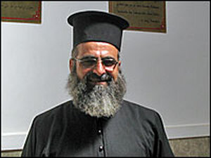 Father Daoud Suleiman