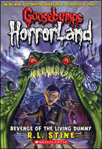 Goosebumps: Horrorland (cover)