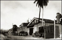The original Bacardi distillery