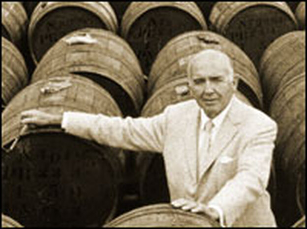 Pepin Bosch directed the reorganization of Bacardi operations outside Cuba after Castro exiled the family and confiscated the company's facilities in the 1960s.