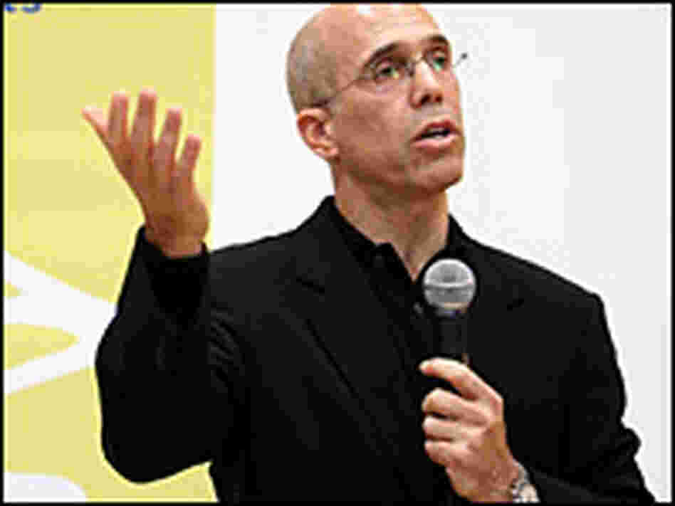 Jeffrey Katzenberg, chief of Dreamworks