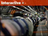 Interactive: How  The Large Hadron Collider Works