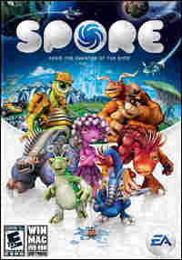 'Spore' goes on sale in the United States on Sunday.