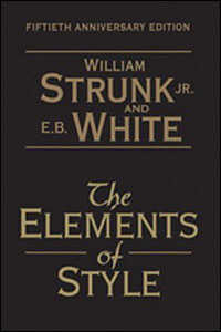 Cover: 'The Elements of Style'