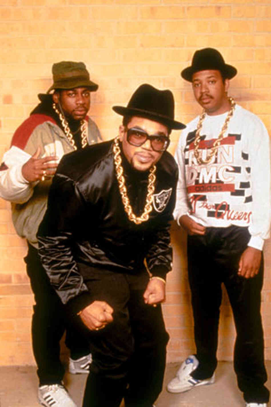 RUN DMC; credit: Fotex Shooting Star/Sony Legacy