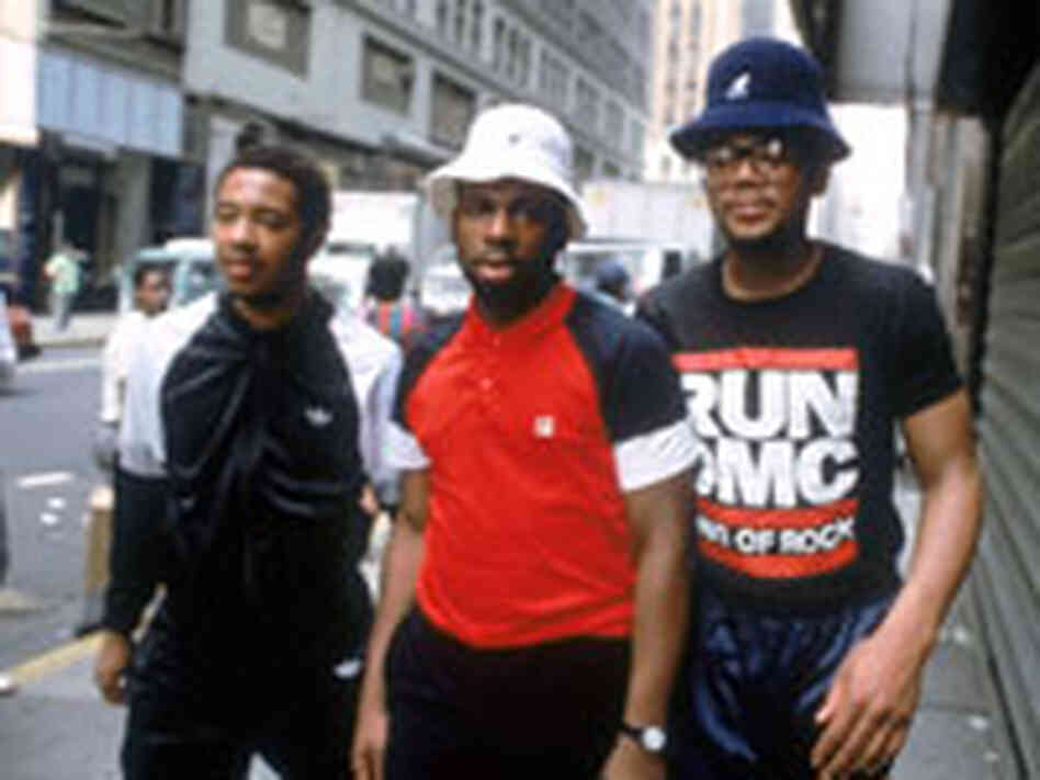 RUN DMC 200; credit: Star File Photos/Sony Legacy