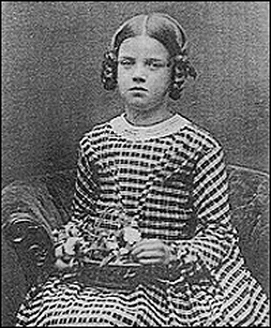 Darwin's daughter, Annie, died shortly after her 10th birthday; he was too overcome with grief to attend her funeral.