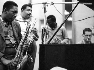 Between Takes: The 'Kind Of Blue' Sessions : NPR