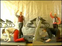 OK Go video grab