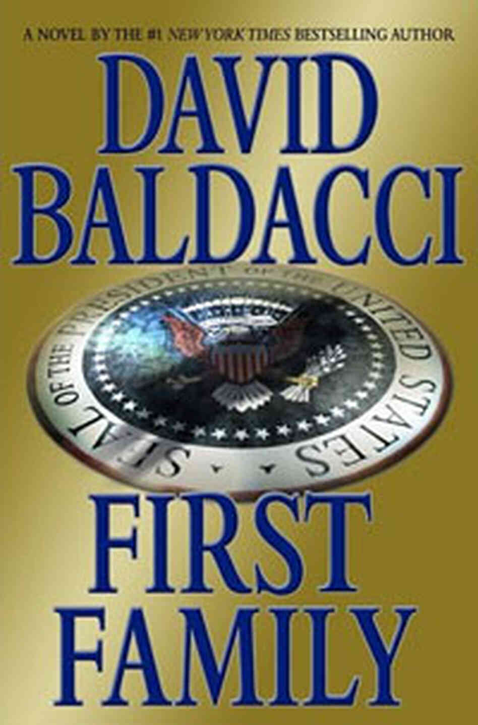 'First Family' cover