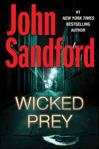 'Wicked Prey' cover