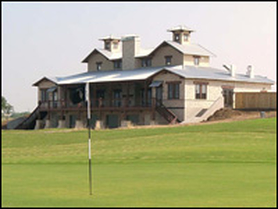 The 18-hole Cleburne Municipal Golf Course was built in part with money the city received from royalties from natural gas companies that built on city ground.