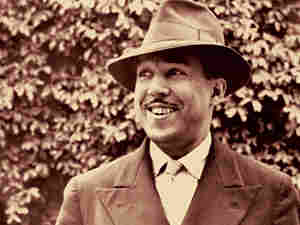 Langston Hughes, photographed in 1940