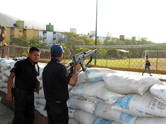 drug wars in mexico