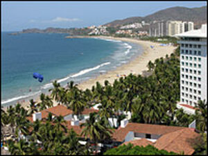 Zihuatanejo, a resort on Mexico's west coast, sits on a cocaine-trafficking corridor.