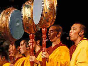 Gyuto Monks 300
