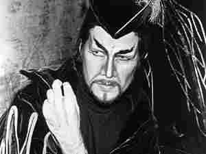 Samuel Ramey as Mephistopheles.