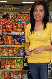 Kettleman City resident Yesenia Ayala, 20