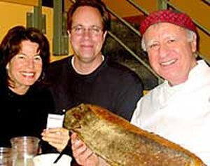 Davia Nelson, Jay Allison and Mark Furstenberg