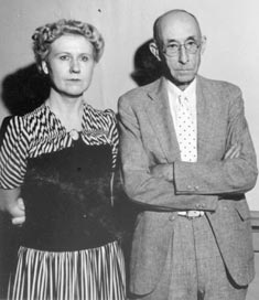 Nan Wood Graham and Dr. B.H. McKeeby