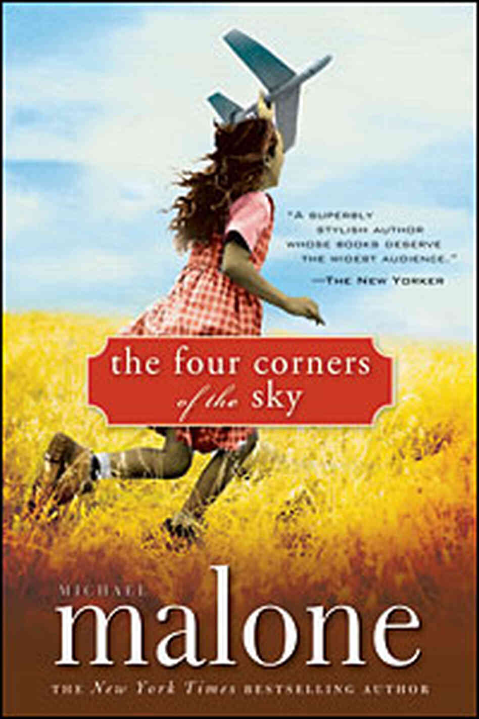 Cover: 'The Four Corners of the Sky'