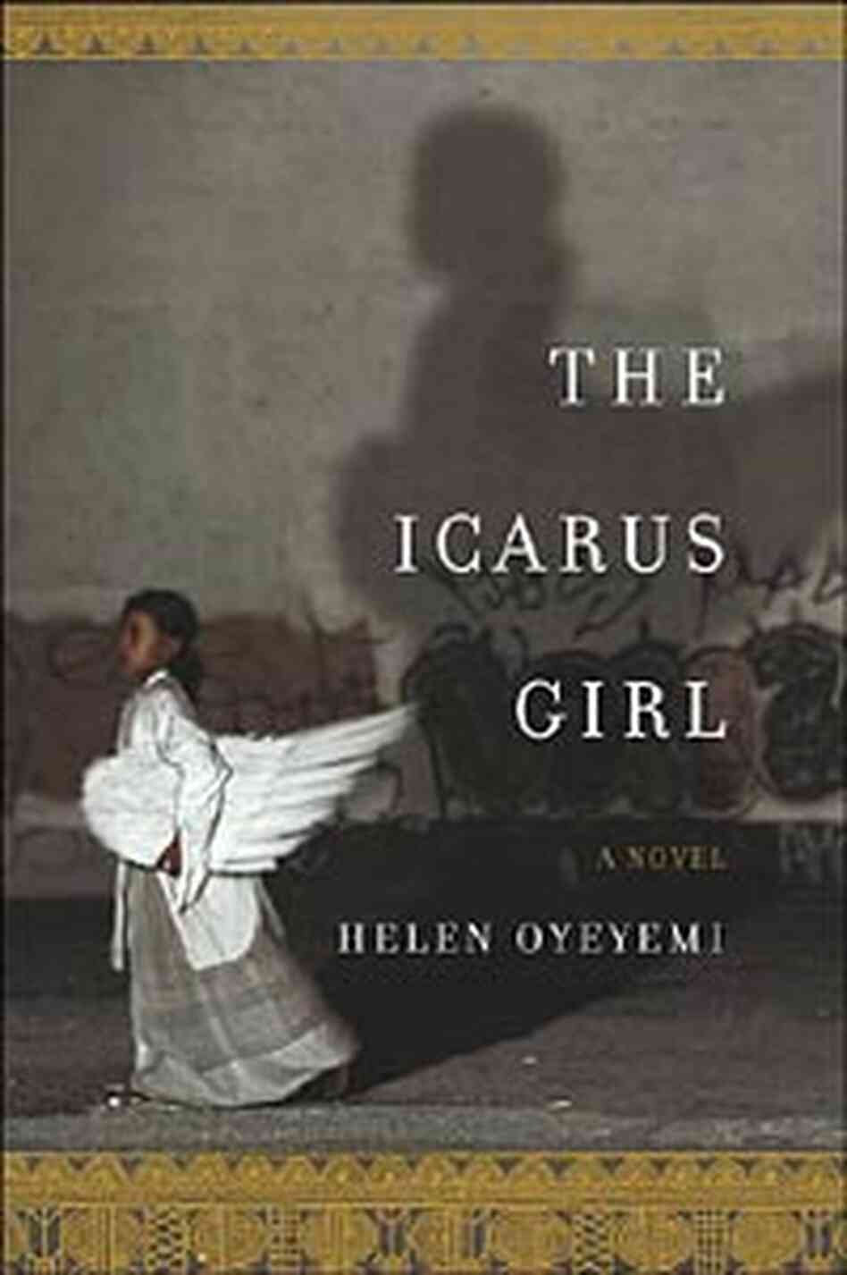 Cover for Helen Oyeyemi's book 'The Icarus Girl'
