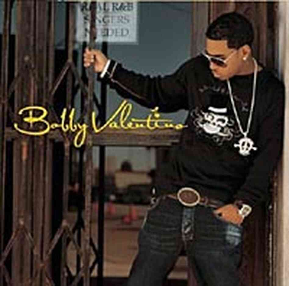 Cover for Bobby Valentino's self-titled debut CD