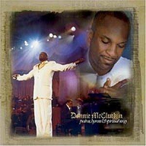 Cover of McClurkin's CD 'Psalms, Hymns & Spiritual Songs'