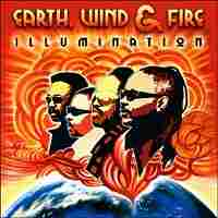 Cover of the new Earth, Wind and Fire CD 'Illumination'