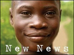 Cover of 'New News Out of Africa'