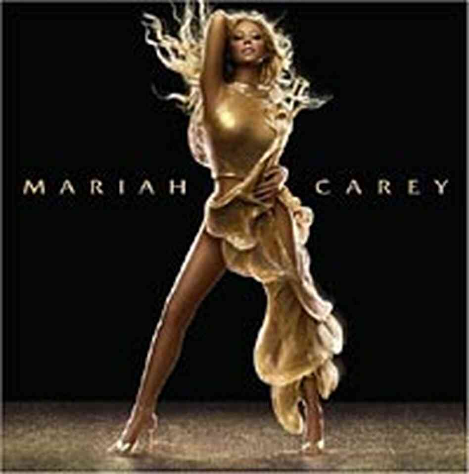 Cover for the Grammy-winning Mariah Carey CD 'The Emancipation of Mimi'