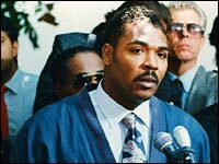 a history of the rodney king verdict in los angeles An jury of 10 whites, one hispanic, and one filipina in the los angeles suburb of simi valley acquits four police officers who had been charged with using excessive.