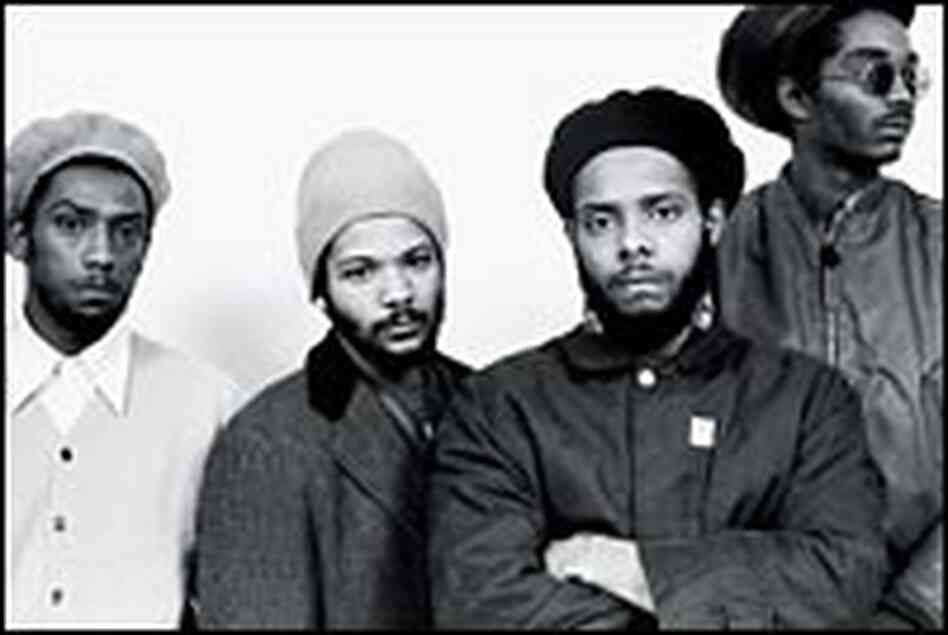 The Bad Brains, circa 1982
