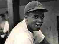 Brooklyn Dodger Jackie Robinson