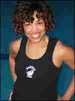 Baghdag yoga instructor Michelle Spencer.