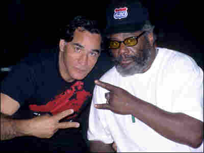 Ernie and George Clinton