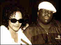"Dream Hampton and Christopher ""Biggie Smalls"" Wallace"