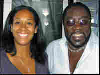 Eddie Levert and author Lyah Beth LeFlore in the NPR West studio.