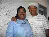 Russell Simmons and Farai Chideya