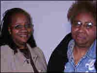 Ola Mae Logan Allen and Yvonne Logan Jones